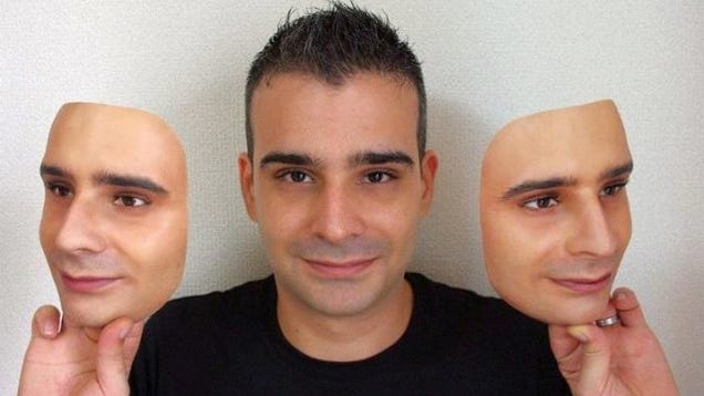 These 3d Printed Masks Are A Mugger S Dream Come True