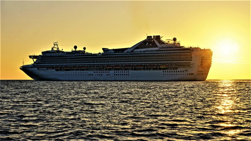 How To Avoid Getting Sick On A Cruise Ship - Cruise ship images