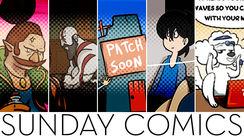 Illustration for article titled Sunday Comics: Additional Spy Kids