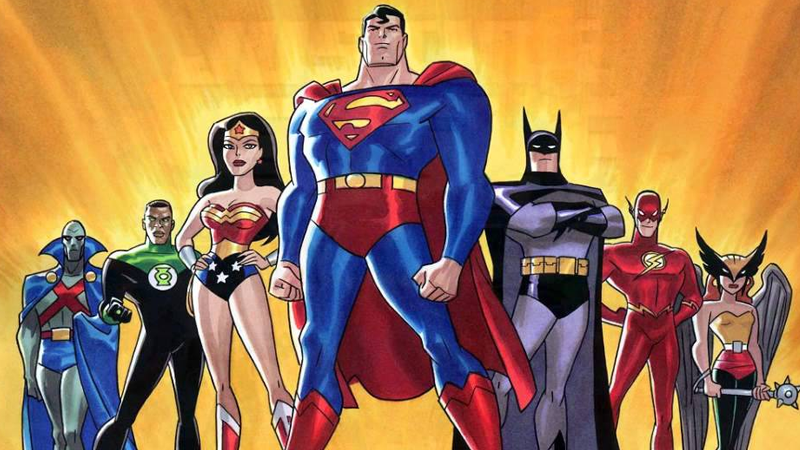 photo image The Most Essential Episodes of Justice League and Justice League Unlimited