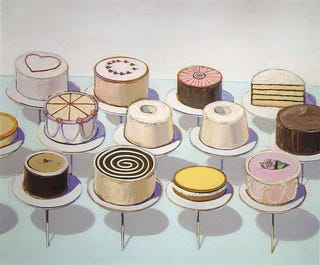Illustration for article titled Great Food Debate: Bake me a CAKE