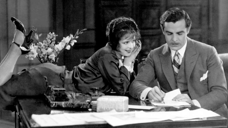 """Clara Bow in """"It."""" Courtesy Film Forum."""