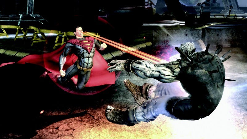 Screenshot: Injustice: Gods Among Us/Warner Bros. Interactive