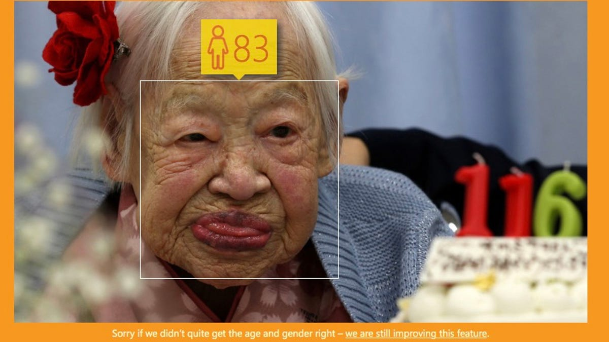 Microsoft Will Guess How Old You Are From a Single Photo