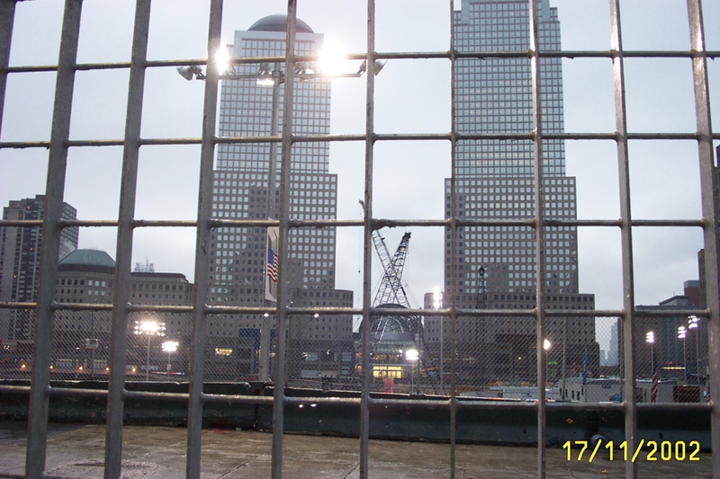 Illustration for article titled Ground Zero, November 2002