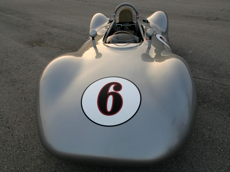 "Illustration for article titled 1954 Porsche ""Pupulidy Special"" (The ""Pup"")"