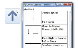 Illustration for article titled Chromegestures Adds Mouse Gestures to Google Chrome