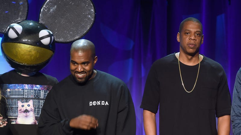 Kanye West Asks Deadmau5 on Twitter: 'Is This Person's Name