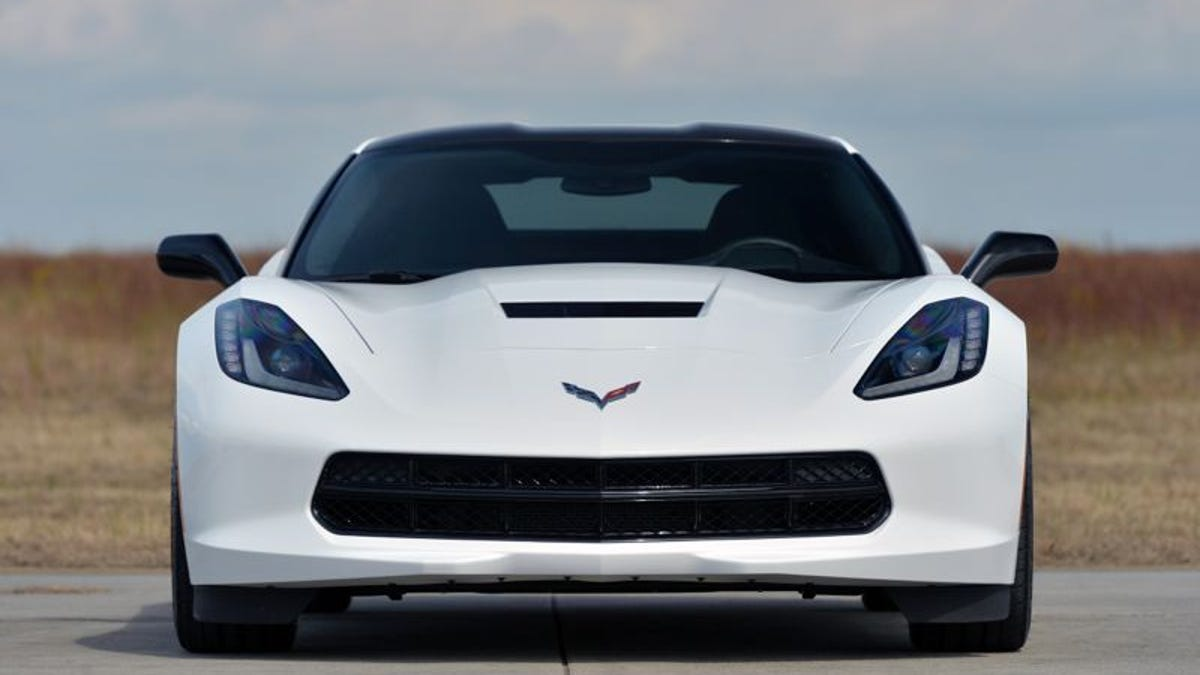 Hennessey Offers 500 And 600 HP Upgrades For The 2014 C7 Corvette