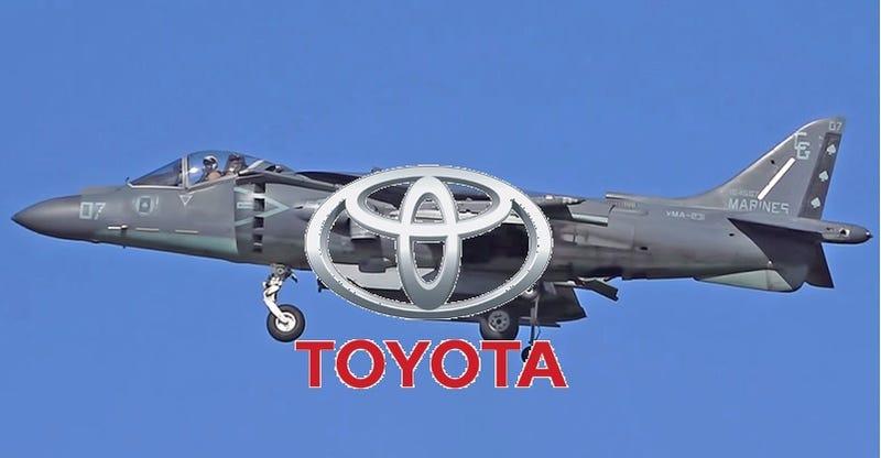 Illustration for article titled Toyota Harrier