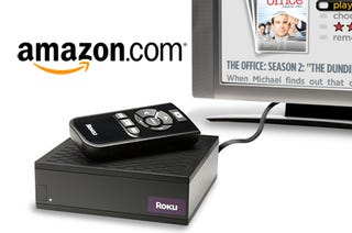 Illustration for article titled Roku Netflix Box Gets Amazon Video on Demand