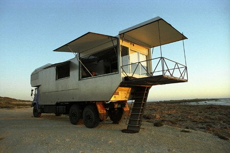 The Ten Best Post-Apocalyptic Survival Vehicles