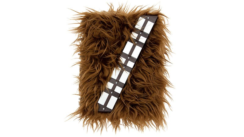 Illustration for article titled This Wookiee Diary Actually Roars Like Chewbacca When Opened