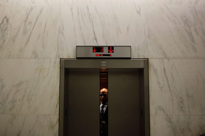 Illustration for article titled When Is It Acceptable To Take The Elevator?