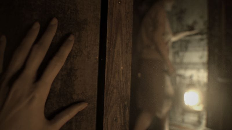 Screenshot: Resident Evil 7: Biohazard/Capcom