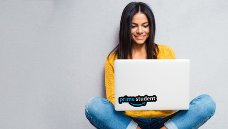 Six Free Months of Prime Student | Amazon