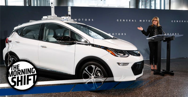 Illustration for article titled The Chevrolet Bolt Is The Future Of General Motors On Several Fronts