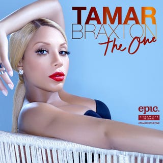 """Illustration for article titled Tamar Braxton """"The One"""""""