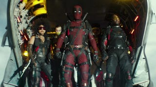Illustration for article titled Deadpool 2 is Righteous