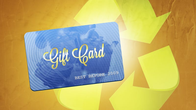The Best Clever Uses for Old Gift Cards