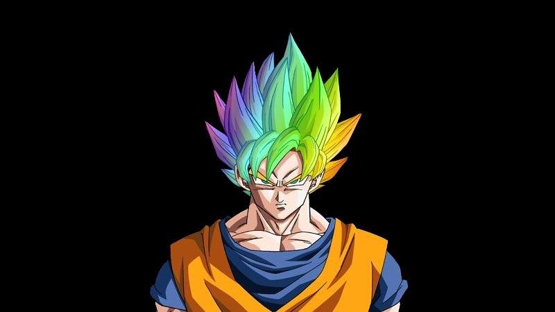 Las Mejores Fotos De Goku En Todas Las Fases Completamente: La última Transformación De Goku Y Vegeta Tiene Nuevo