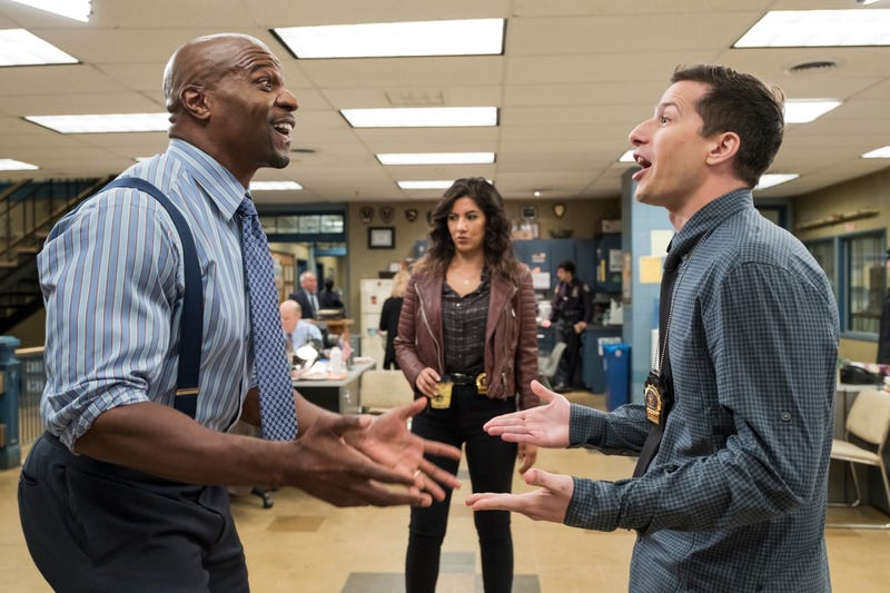 "Illustration for article titled Brooklyn Nine-Nine's ""Return To Skyfire"" ends up more like a wrong turn"