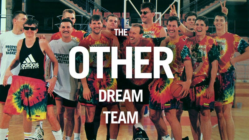 Remembering The Joyous, Tie-Dyed All-Stars Of The 1992 Lithuanian