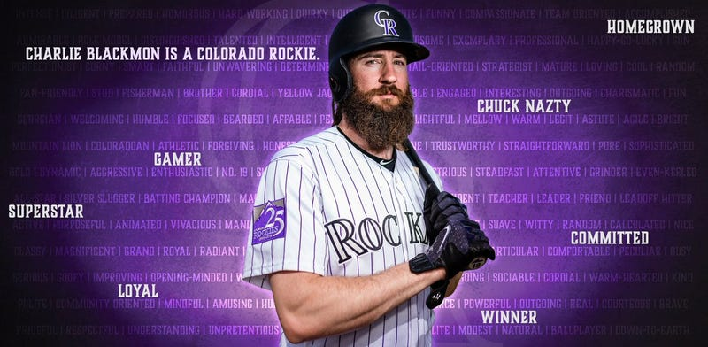 Illustration for article titled Rockies Extend Vivacious, Pure, Witty, Suave, Athletic, Cordial, Bearded Strategist