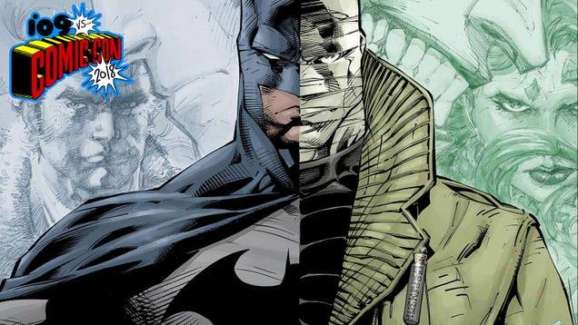 Batman: Hush Is Finally Getting a DC Animated Movie Adaptation