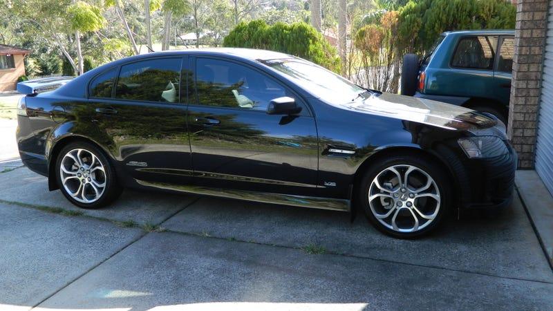 2009 Holden VE Commodre SS-V