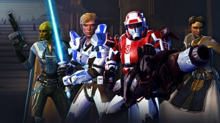 Illustration for article titled Get Your Star Wars: The Old Republic Guild Started Right Now