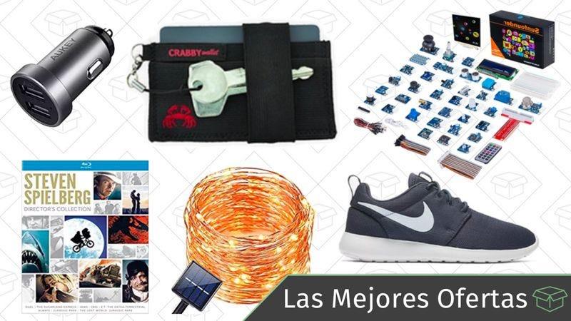 Illustration for article titled Las mejores ofertas de este jueves: Carteras Crabby, rebajas de Nike, sensor de Raspberry Pi y más