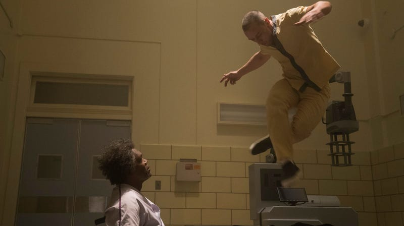 James McAvoy, dancing on the corpses of Glass' competitors