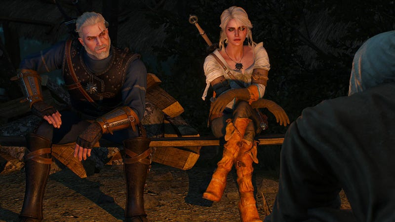 the witcher wild hunt how to begin well
