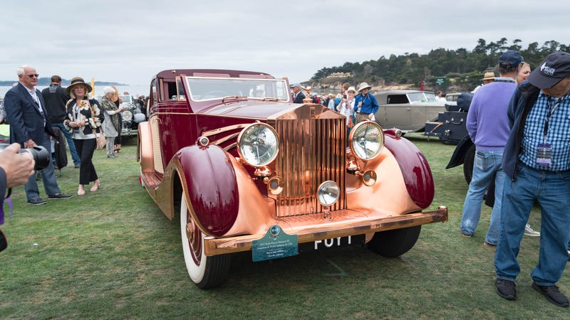 There Are Better Things To Do At Monterey Car Week Than The Pebble - Pebble beach car show 2018