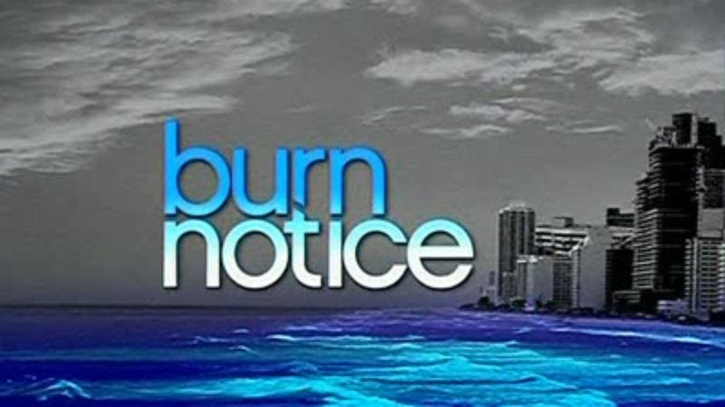 """Illustration for article titled Burn Notice: """"Friendly Fire"""""""