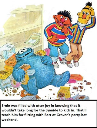 Illustration for article titled bertstrips / hour rule
