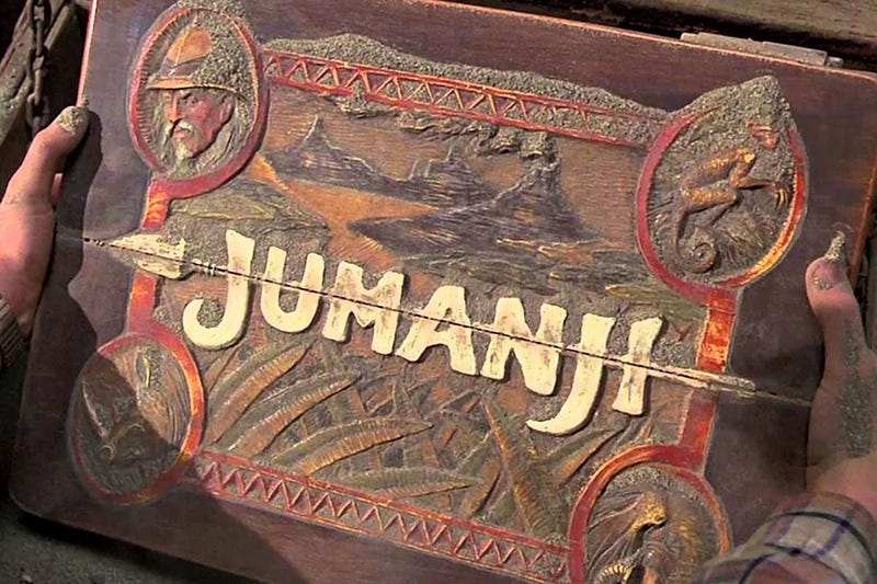 Illustration for article titled La nueva película de Jumanji será una secuela y no un remake