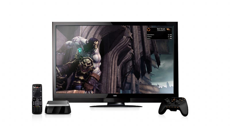 Illustration for article titled Vizio Co-Star: Will This Cheap, Gamer-Friendly Box Make Google TV  Suck Less?