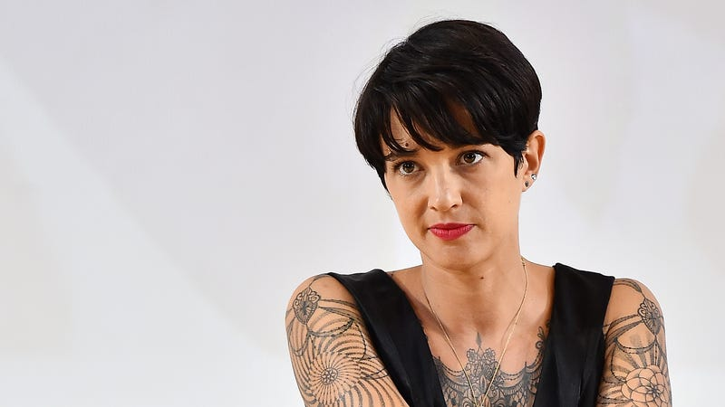 Actor Asia Argento, one of the many women who said Harvey Weinstein assaulted her / Image via Getty
