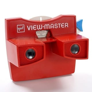 Illustration for article titled My First 3D: The Story of View-Master