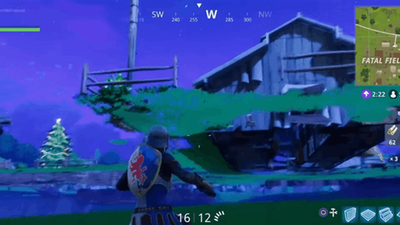 fortnite players have found a way to glitch under the map and keep killing update - fortnite 2 player maps