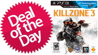 Illustration for article titled Killzone 3 Is Your 3D-Shooterfest Deal of the Day