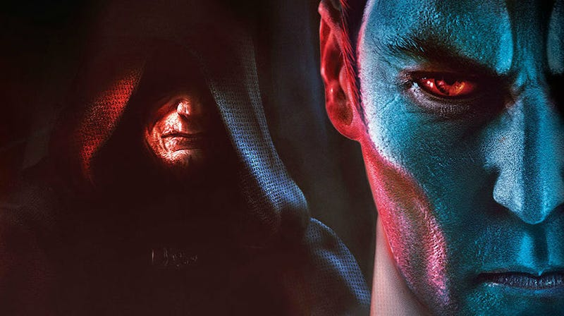 Thrawn may commit treason in a new book.