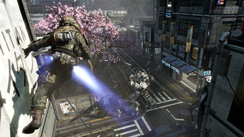 Illustration for article titled ​Titanfall Is Adding A Co-Op Horde Mode