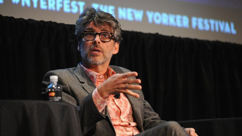 Michael Chabon (Image by: Getty Images)