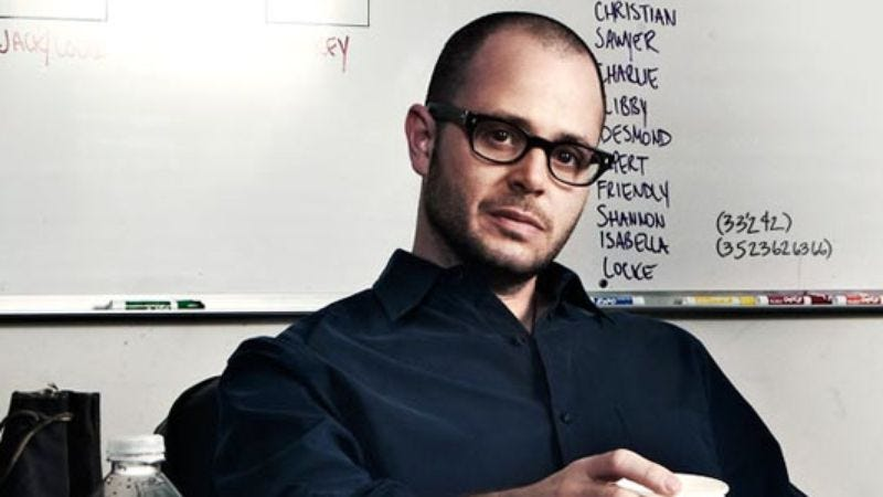 Illustration for article titled Read This: Breaking Bad helped Damon Lindelof let go of people who hated the Lost finale