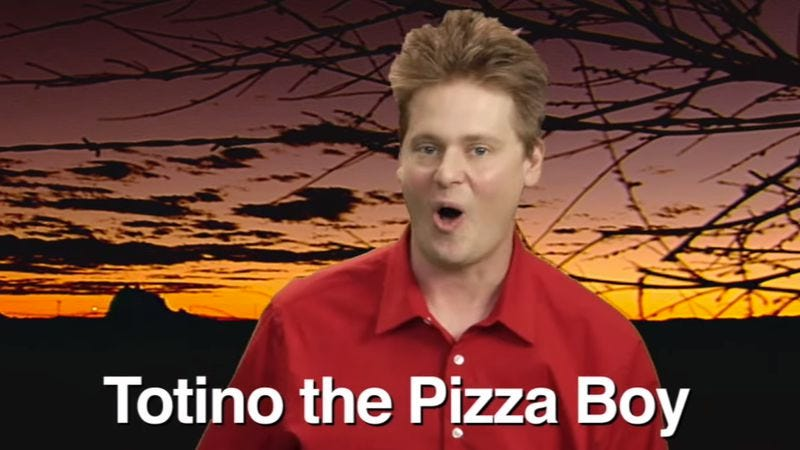 Illustration for article titled Tim and Eric made an insane Totino's Pizza Rolls commercial