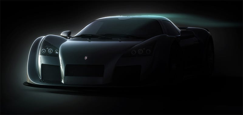 Illustration for article titled Gumpert Apollo Speed: We Uncover 223 MPH Beast Before Geneva Reveal