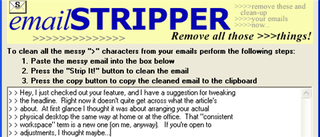 Illustration for article titled Clean Up Email Threads with emailStripper
